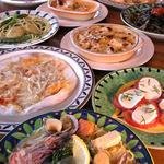 レストラン・ポマト - 料理写真:地元の農家から直接仕入れた食材を使用し、すべて手作りで作っています。