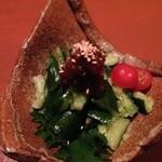 創作話食 藤ノ家 - ★たたききゅうり★きゅうりが新鮮で美味しいよ★