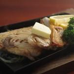 東京ラフストーリー - 松方さんありがとう!「鉄板カジキマグロステーキ」