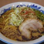 七代目 助屋 - 料理写真:焦がし安養寺ら~めん~☆