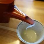 そば処 生粉紡 - 蕎麦湯