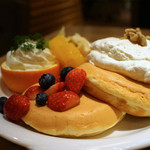 New Airy - メープルクリーム パンケーキ