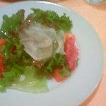 2426144 - サラダ(トマトが美味しいっ!)