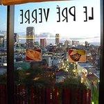 ル・プレヴェール - 窓から 渋谷方面 【お店が大きかった時の写真です】いまは窓が無くなってしまいました