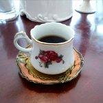 璃羅の音づれ - 食後のコーヒー