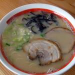 麺処あさひや - 料理写真:ラーメン450円 良心的価格♪