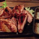 24260934 - 大山鶏の香味炙り