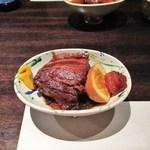 和食厨房 ゆず - 豚肉角煮