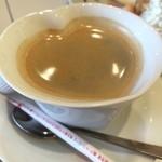 ひよこカフェ - コーヒーカップがかわいらしいです。
