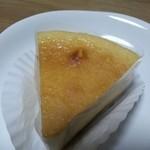 バイカル - ベイクドチーズ¥420