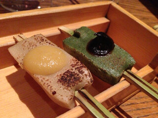豆腐料理 空野 渋谷店 - 生麩の田楽