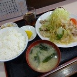 24263406 - スタミナ焼肉定食