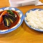 24264721 - チキン野菜 ごはん少なめ(全貌)