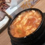24265039 - スン豆腐チゲ 680円