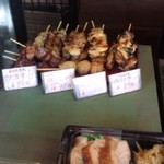 新松 - 焼き鳥各種