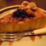 高品質珈琲と名曲 私の隠れ家 - パンプキンケーキ