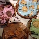 フランス菓子スヴニール - クッキー類