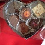 フランス菓子スヴニール - バレンタインチョコレート