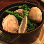 ル・ブルターニュ - はまぐり と 旬野菜のカソレット