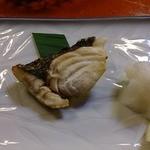 竹亭 - 焼き魚