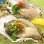 北勝 - 新鮮な牡蛎