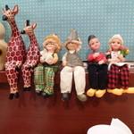 柳井 - カウンター上の人形