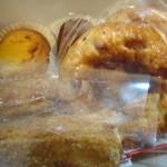ココフラン - 料理写真:ココフランセット