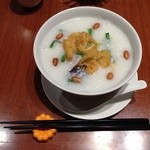 糖朝 - 五目粥(1050円)