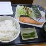 24277843 - 朝定食