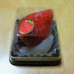 四季の和菓子 いいだや - いちご大福