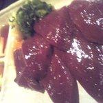 紅とん - 炙りレバ