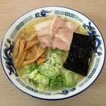 ぶんぶん亭 - しおラーメン(700円)