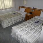 サウスブリーズホテル - 「B館 『旧館』 7F ゲストルーム ツイン」 2014年2月