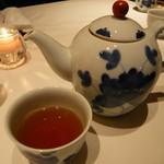 メゾン・ド・ユーロン - 食後のライチ紅茶 2014.2.1x