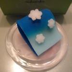 nikiniki - 雪空の青が本当にきれい