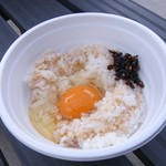 こだわり卵専門店 たまごや - 卵かけご飯(300円)