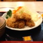 24286063 - カキフライ定食(¥ 1,150)