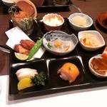 24289302 - ふぐプレート膳(1,500円)