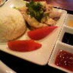 2429260 - 青蓮鶏飯定食