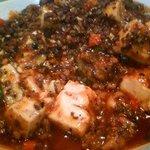 中華 深せん - 麻婆豆腐丼