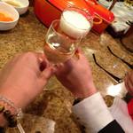 神戸パリ食堂 - ( ´∀`)つ凵☆凵⊂(´∀` )カンパーイ!!