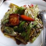 中国料理 舞華 - 回鍋肉
