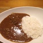 24291914 - シカ肉紅葉(もみじ)カレー