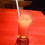 ガウディの舌 - グレープフルーツジュース