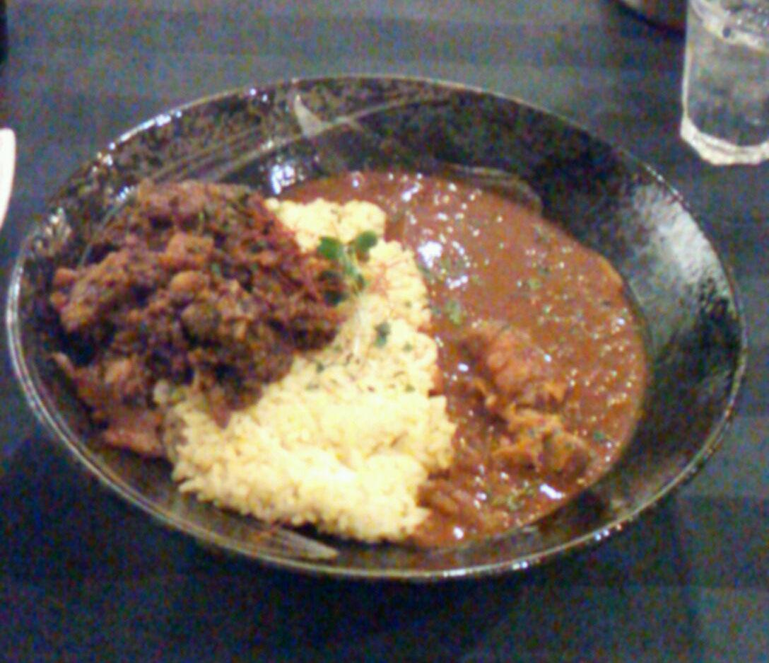 海月 curry