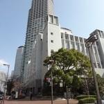 ラ・ベ - ザ リッツ・カールトン大阪  梅田阪神第1ビル 地上40階地下5階  設計:竹中工務店
