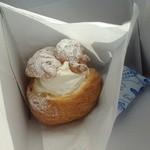 Boulangerie Galopin - シュークリーム、420円