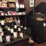 やなか珈琲店 - コーヒー豆販売が主業態です