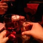 カナヤマ エイティーズ - 乾杯