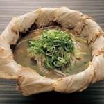 希望軒 - 料理写真:とんこつラーメン(チャーシュー大盛)